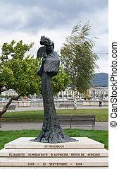 Amalia Eugenia Elisabeth - Monument Amalia Eugenia Elisabeth...