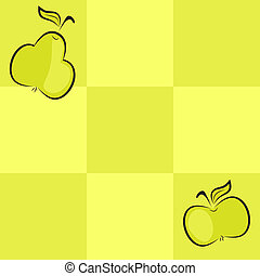 seamless checkered background with