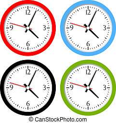 Vector clock collection
