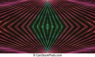 abstract laser pattern