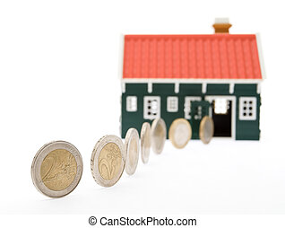 Saving for a house instead of a loan