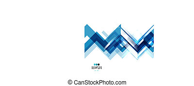 Abstract lines geometrical background