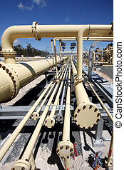 End of the line - natural gas industry