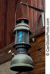 Paraffin lamp - Paraffin lamp