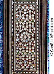 Nacre Door from Topkapi Palace