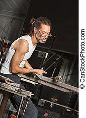 Glass Art Worker