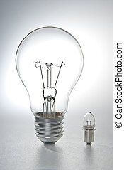 Big Bulb, Little Bulb