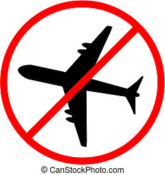 No plane - Creative design of no plane