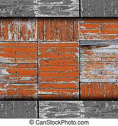board strip wood old brown background wall grunge fabric...