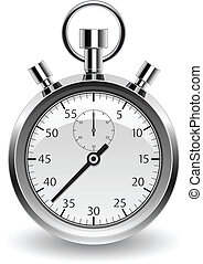 stopwatch icon - Illustration of stopwatch icon for your...