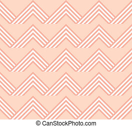 seamless wave line vintage style b - lines seamless pattern....