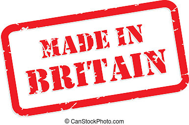 Made In Britain Stamp