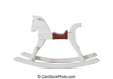 rocking horse chair - wooden rocking horse chair children...