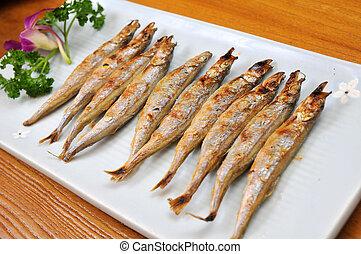 Roast fish -  Roast fish