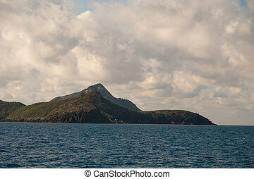 Whitsunday Islands - Nature of Whitsunday Islands...