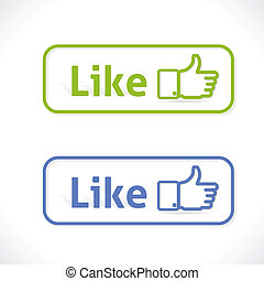 Likes - Like Buttons