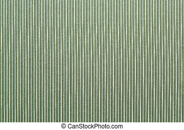 green striped fabric with parallel lines on shirt material