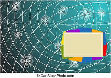 Business abstract background withh modern design for your...
