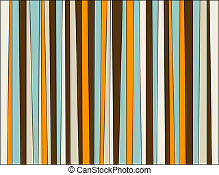 Abstract line background. Vector illustration in different...