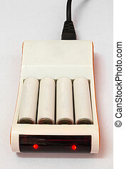Battery charger - Rechargable battery and battery charger