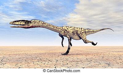 Dinosaurio, Coelophysis