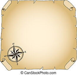 old parchment