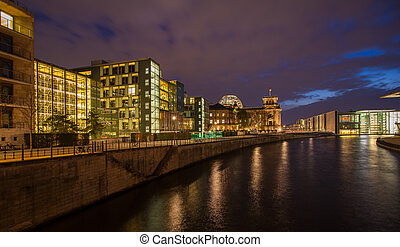 government district Berlin