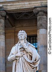 Friedrich, Schiller