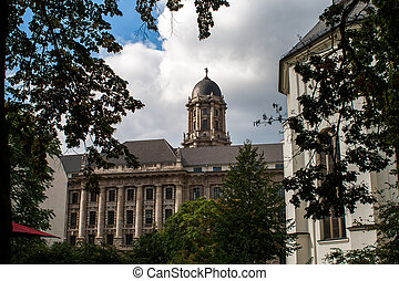town hall - Berlin Old Stadthaus