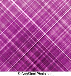 Wallace tartan purple background. EPS 8