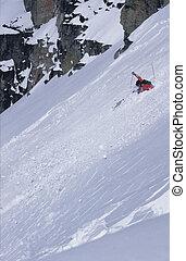 Avalanche ride