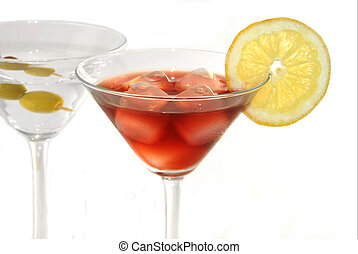 TWO COCKTAILS REFRESHING