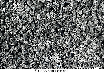 Charcoal texture