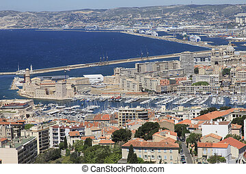 Marseille - City of Marseille France