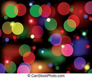disco spot lights