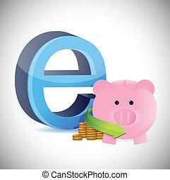 online profits concept