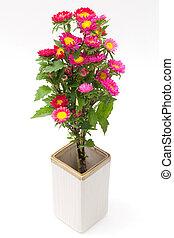 easter flower  - violet easter flower in vase