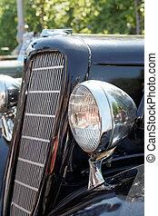 retro car day