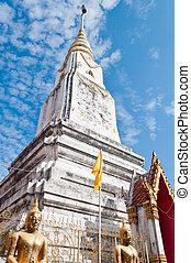 Phra Thart Mueng Phol at Khon Kaen,Thailand