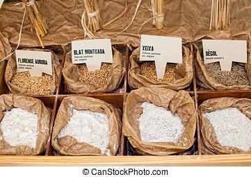 Flour ecological