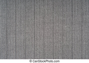 black white striped fabri - closeup of a black and white...