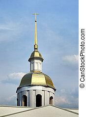 Annunciation monastery - Russia, Samara region, Togliatti,...