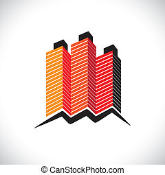 House(home),office or apartment symbol - vector graphic