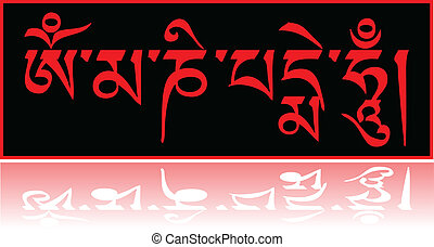 tribal, escritura