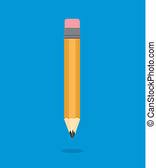 Pencil Floating