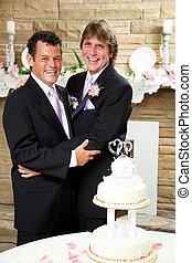 matrimonio,  -, gaio, ricezione, matrimonio