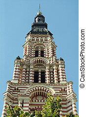 Blagoveshensky cathedral in Kharkov, Ukraine - Annunciation...