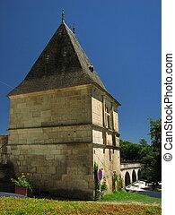 Tower, Village Brantome