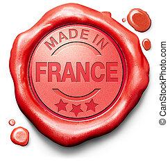 做, 法國