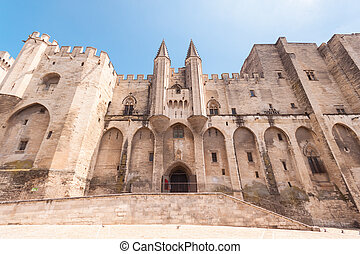 City of Avignon, Provence, France, Europe - Important...